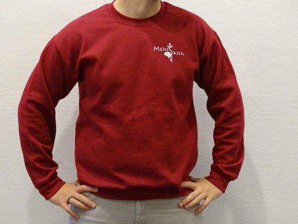 SV MensSana trui rood